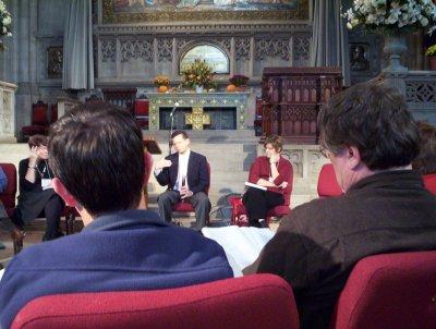 Talkback with the Rev. Dr. Gary Dorrien
