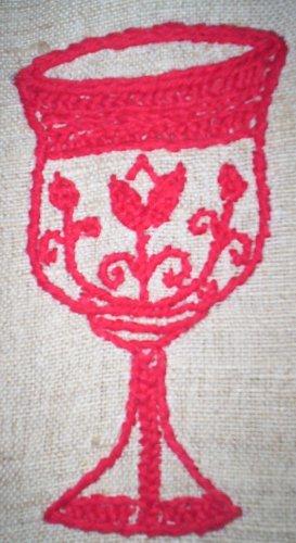 Transylvanian stole detail
