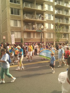 Unitarian Universalists at Capital Pride, continuing