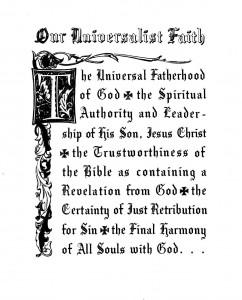 Five Principles poster