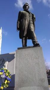 Shevchenko statue, Washinhton, D.C.