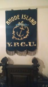 Rhode Island Y.P.C.U. banner