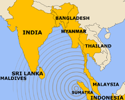 """Harta Ocean Indian Quake"". Licensed under "" href=""http://creativecommons.org/licenses/by-sa/3.0/"">CC BY-SA 3.0 via Wikimedia Commons."